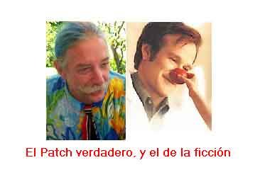"""VISITA LA ARGENTINA EL GRAN """"PATCH"""" ADAMS"""